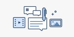 微信社区logo-微社区